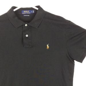 Polo Ralph Lauren Pima Soft Touch Shirt Black